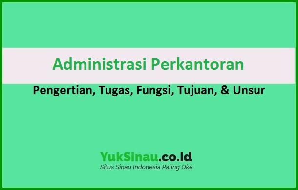 Administrasi Perkantoran