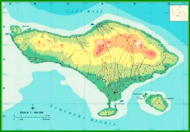 Peta Buta Bali
