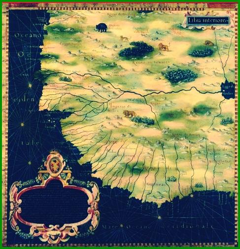 Peta Tahun 1580