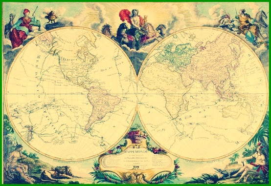 Peta Tahun 1783
