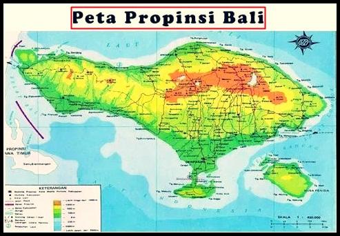 Judul Peta