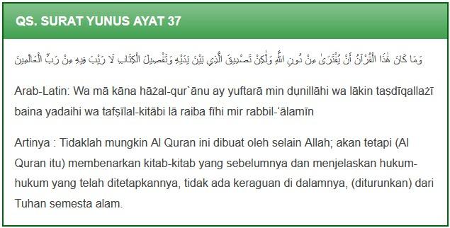 Pengertian Al quran