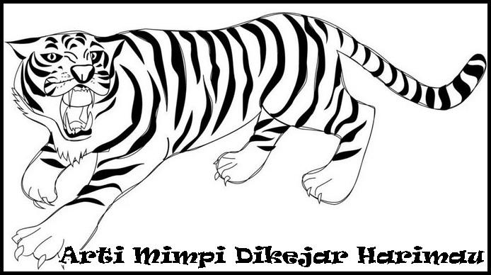 Arti Mimpi Dikejar Harimau