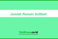 Jumlah Pemain Softball