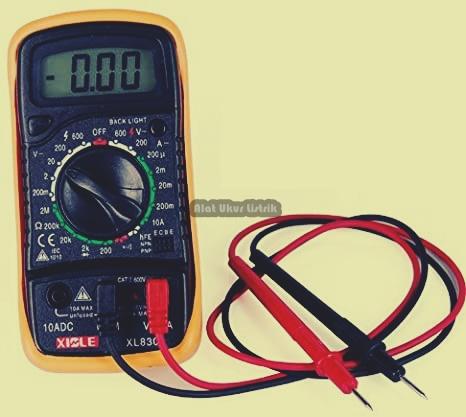 alat ukur listrik
