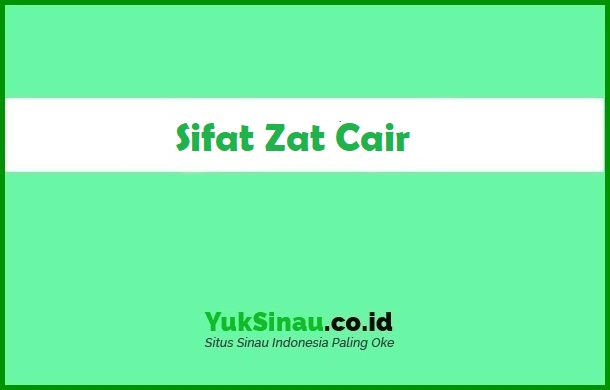 Sifat Zat Cair