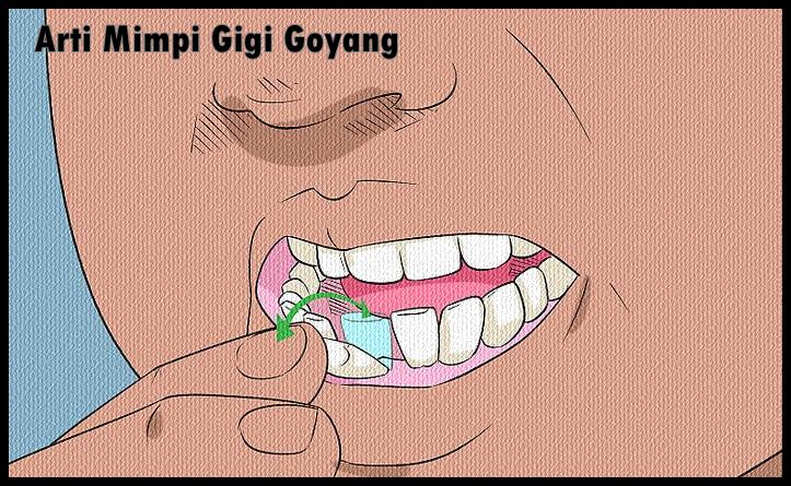 Arti Mimpi Gigi Goyang