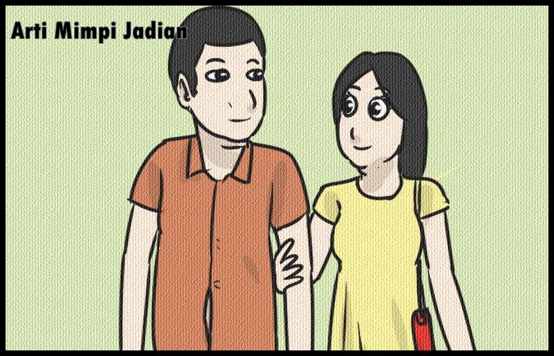 Arti Mimpi Jadian
