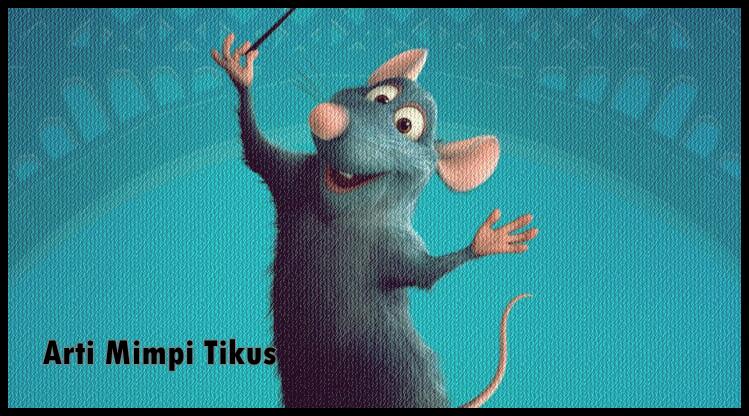 Arti Mimpi Tikus
