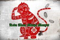 Kode Alam Mimpi Monyet