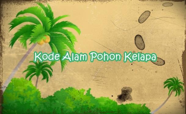 Kode Alam Pohon Kelapa