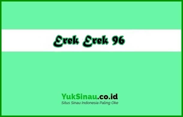 Erek Erek 96
