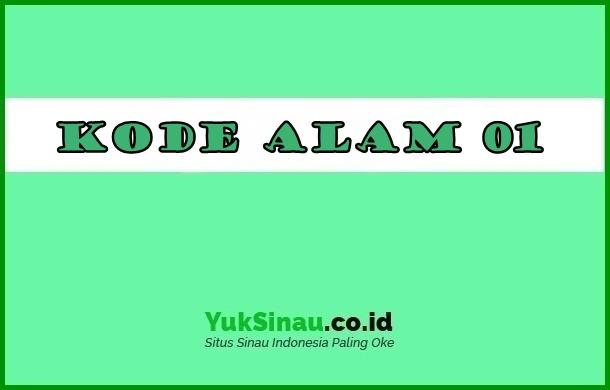 Kode Alam 01