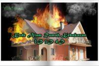 Kode Alam Rumah Kebakaran