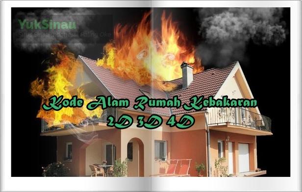 Mimpi rumah kebakaran menurut togel