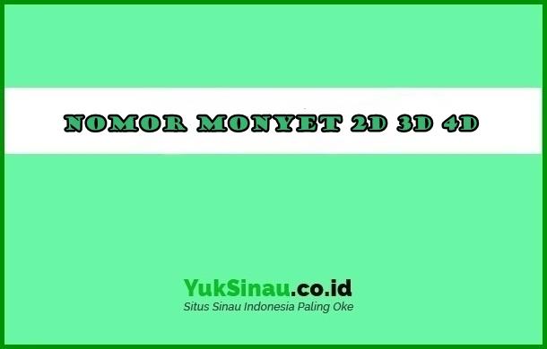 Nomor Monyet Berapa
