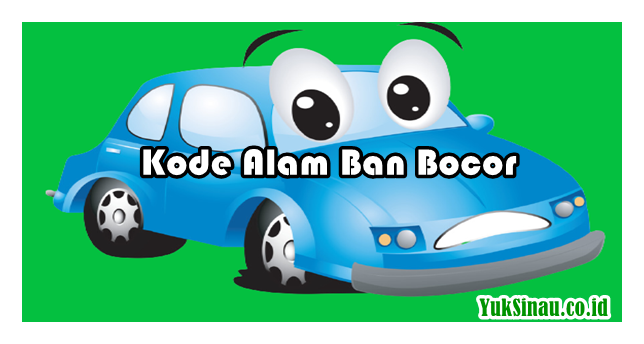 Kode Alam Ban Bocor