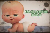 Kode Alam Bayi Lahir