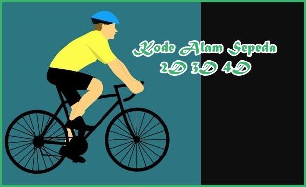 Mimpi pake sepeda naik gunung togel 4d