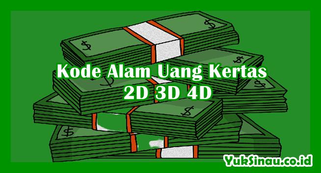Kode Alam Uang Kertas