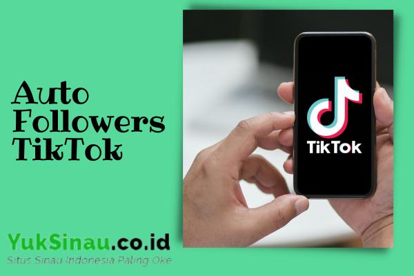 Auto Followers Tiktok