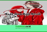 Kode Alam Baju Merah