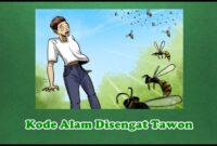 Kode alam disengat tawon